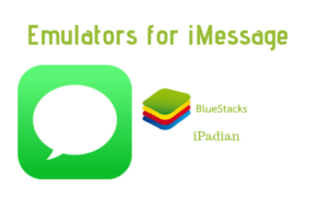 Download Emulators for iMessage